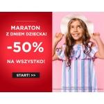 5.10.15.: 50% zniżki na odzież dla dzieci na Dzień Dziecka