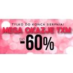TXM24: do 60% rabatu na mega okazje TXM