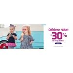 Coccodrillo: 30% rabatu na drugi produkt dla dzieci