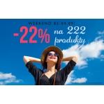 TXM24: 22% zniżki na 222 produkty