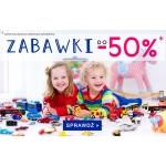 TXM24: zabawki do 50% taniej