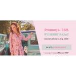 Molly: 15% zniżki na ubrania damskie