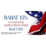 Douglas: 15% zniżki na wszystkie marki amerykańskie
