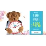 Endo: Wiosenne Happy Hours do 40% rabatu na ubranka dla dzieci
