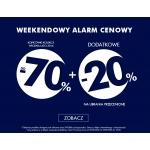 5.10.15.: dodatkowe 20% rabatu na ubrania przecenione