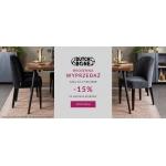 9design: wiosenna wyprzedaż 15% rabatu na wybrane meble, lampy i dodatki marki Dutchbone