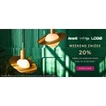 9design: Weekend Zniżek 20% zniżki na designerskie meble, lampy i dodatki