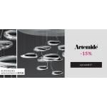 9design: 15% zniżki na produkty marki Artemide