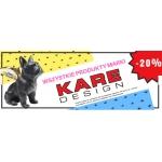 9design: 20% rabatu na wszystkie produkty marki Kare Design