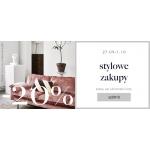 9design: Stylowe Zakupy 20% zniżki na designerskie meble, lampy i dodatki