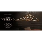 9design: Black Weekend 20% zniżki na wszystkie lampy i żyrandole marki Pallero