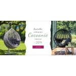 9design: 20% rabatu na fotele wiszące Cocoon