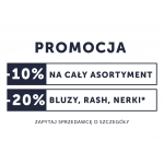 RED IS BAD: promocja do 20% na bluzy