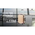 Abcfitness.pl: średnie walizki marki David Jones za 119 zł