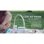 Abcfitness.pl: 30 zł rabatu na akcesoria piknikowe