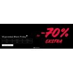 About You: Black Friday extra 70% rabatu na odzież i obuwie damskie, męskie i dziecięce