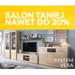 Abra Meble: do 20% rabatu na meble do salonu
