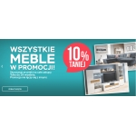 Abra Meble: 10% rabatu na wszystkie meble