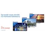 Agito: do 21% zniżki na markowe telewizory