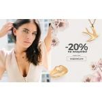 Ania Kruk: 20% rabatu na biżuterię