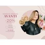 Ania Kruk: Weekend Rabatowy 20% rabatu na oryginalną i elegancką biżuterię