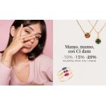 Ania Kruk: do 20% rabatu na biżuterię na Dzień Matki