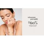 Ania Kruk: do 60% rabatu na pojedyncze sztuki biżuterii - wiosenne porządki
