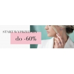 Ania Kruk: wyprzedaż do 60% rabatu na bransoletki, naszyjniki, pierścionki, kolczyki i inną biżuterię