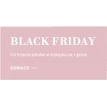 Ania Kruk: Black Friday co trzecia sztuka biżuterii w koszyku za 1 gr