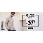 Answear: 20% rabatu na odzieżdla mężczyzn