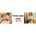 Answear: wyprzedaż do 77% zniżki na letnie kolekcje odzieży i obuwia