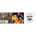 Answear: Answear Fashion Week do 30% zniżki na odzież damską, męską i dziecięcą