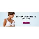 Astratex: wyprzedaż do 40% zniżki na bieliznę damską, męską i dziecięcą