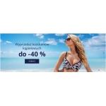 Astratex: wyprzedaż do 40% zniżki na kostiumy kąpielowe