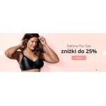 Astratex: do 25% zniżki na damską bieliznę plus size