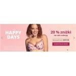 Astratex: 20% zniżki na bieliznę damską, męską i dziecięcą