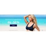 Astratex: do 50% rabatu na kostiumy kąpielowe