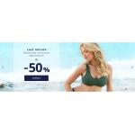Astratex: wyprzedaż do 50% rabatu na kostiumy kąpielowe