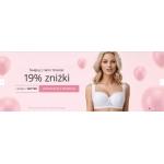 Astratex: 19% rabatu na bieliznę damską, męską i dziecięcą