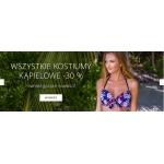 Astratex: 30% rabatu na wszystkie kostiumy kąpielowe