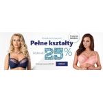 Astratex: 25% rabatu na bieliznę dla kobiet o pełnych kształtach