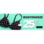 Astratex: 25% zniżki na biustonosze