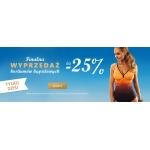 Astratex: wyprzedaż do 25% zniżki na kostiumy kąpielowe