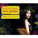 Wiosenna Noc Zakupów w warszawskim Atrium Promenada 12 maja 2016