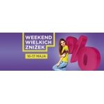 Weekend Wielkich Zniżek w warszawskim Atrium Targówek 16-17 maja 2015