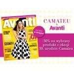 Camaieu: kupon rabatowy w magazynie Avanti