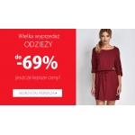 Avaro: wyprzedaż do 69% zniżki na odzież