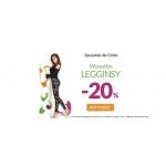 Avaro: 20% rabatu na wszystkie legginsy damskie