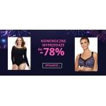 Avaro: wyprzedaż do 78% rabatu na odzież damską, bieliznę i kostiumy, dodatki