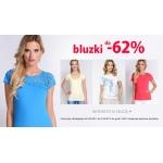 Avaro: do 62% zniżki na bluzki